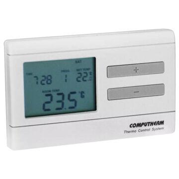 Computherm Q7 termosztát programozható