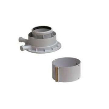 Saunier Duval 60/100 PPs indító idom (0020257015)