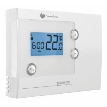 Saunier Duval Exacontrol 7R programozható termosztát RF (0020170575)