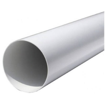 Ariston Nuos levegőcső 125 mm 1,5 méter hosszú