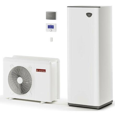 Ariston Nimbus Compact 70 M 2Z NET hőszivattyú rendszer monoblokk, 7 kW, 180 l tároló, wifi, 2 fűtőkör (3301163)