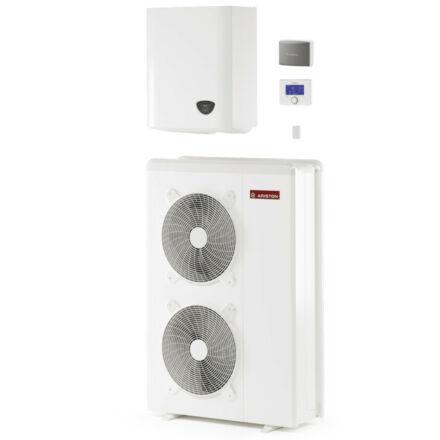 Ariston Nimbus Plus 110 M T NET hőszivattyú, monoblokk, 11 kW, Sensys, 1 fűtőkör, wifi, 3 fázis (3301183)