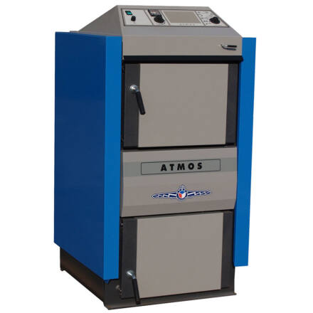 Atmos DC25S faelgázosító kazán 25kW
