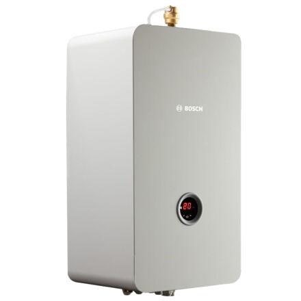 Bosch Tronic Heat 3500 4kW elektromos kazán 3 lépcsős modulációval, max 3bar nyomásra