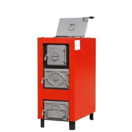 Celsius P35 vegyestüzelésű kazán szenes+fűrészpor 35 kW