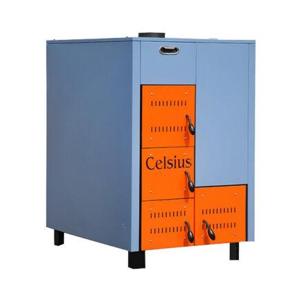 Celsius Multi 10-30 kazán pellet+fa CMPF