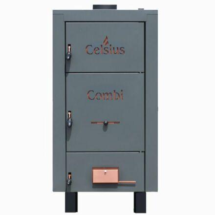 Celsius KAZÁN Combi 29-34 pellet készlet nélkül 34 kW