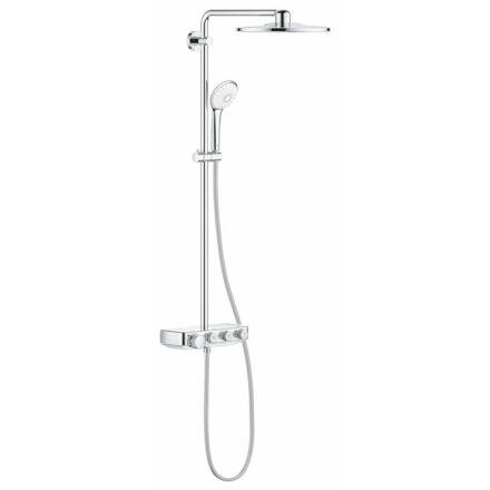 Grohe Euphoria Smartcontrol System 310 zuhanyrendszer, két funkciós kerek fejzuhannyal (26507000)