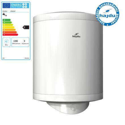 Hajdu Z-50 ErP elektromos forróvíztároló 50 literes 1800 watt fali függőleges (2111611115)