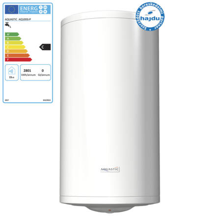 Hajdu Aquastic AQ 100 ErP forróvíztároló függőleges 100 literes (2111913510)