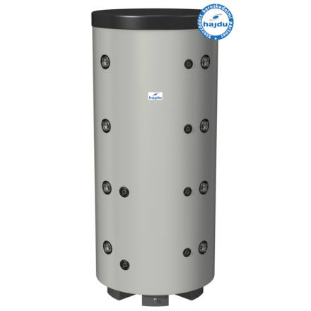 Hajdu PT 300 C puffertároló szigeteléssel 1 hőcserélővel 300 literes (2222657002)