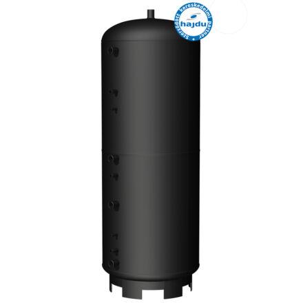 Hajdu Aquastic puffertároló hőcserélő nélkül 500 literes szigetelés nélkül AQ PT 500 ErP (2222857033)