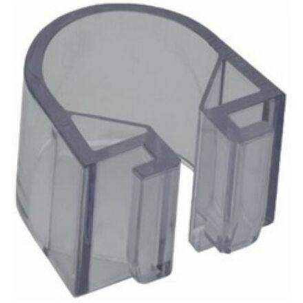Hansgrohe felfogató szappantartóhoz 18mm Unica Standard átlátszó (Utolsó darabok) (96188000)