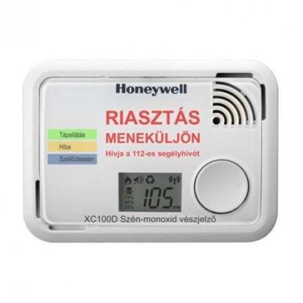 HONEYWELL Szén-monoxid érzékelő XC100D dig. 10 év élettartam