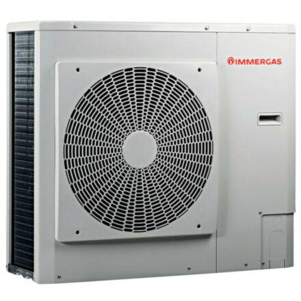 Immergas Audax Top 8 Erp hőszivattyú monoblokkos levegő-víz, 1 fázisú (3.025558)
