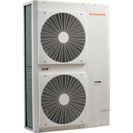 Immergas Audax Top 18 hőszivattyú monoblokkos levegő-víz, 3 fázisú (3.025563)
