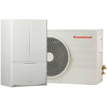 Immergas Magis Pro 5 ErP hőszivattyú split rendszerű levegő-víz, beltéri és kültéri egységgel (3.025694)