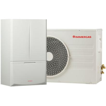 Immergas Magis Pro 8 ErP hőszivattyú split rendszerű levegő-víz, beltéri és kültéri egységgel (3.025695)