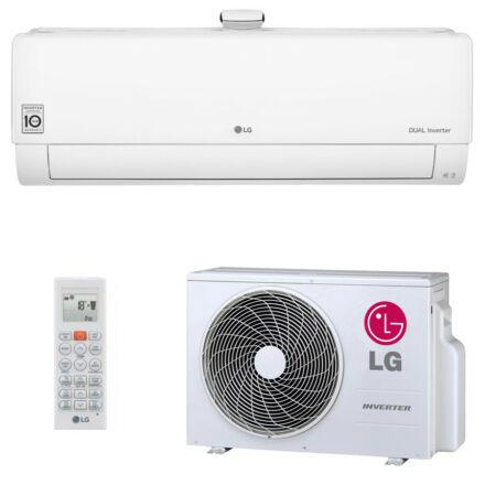 LG AP09RT Dual Cool&Pure oldalfali split klíma 2,5 kW