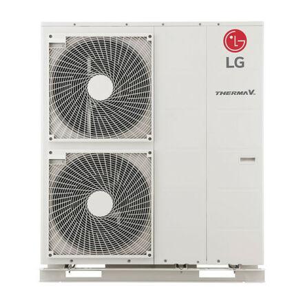LG THERMA V - HM163M.U33 - monoblokkos hőszivattyú 16,0 kW (R32) 3Ø (a fűtőbetétet nem tartalmazza)