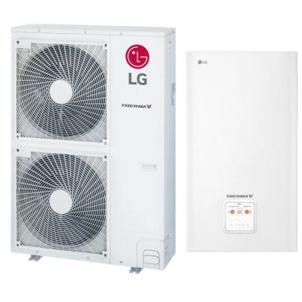 LG Therma-V - HN1639.NK3 + HU123.U33 - osztott hőszivattyú 12,0 kW (R410A)