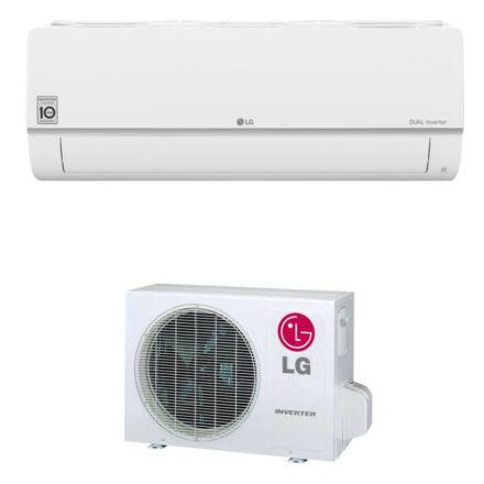 LG PC09SQ Silence Plus oldalfali split klíma 2,5 kW