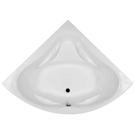 M-acryl Rita fürdőkád 150x150cm + láb 12000