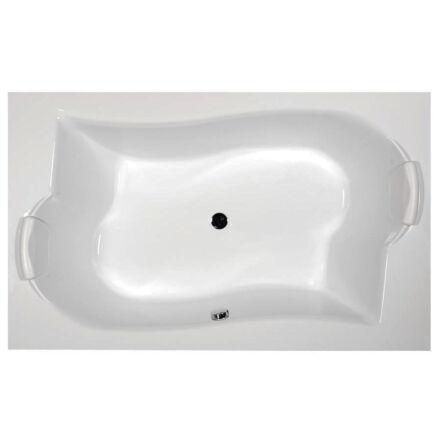 M-acryl Royal fürdőkád 180x110 cm 12093