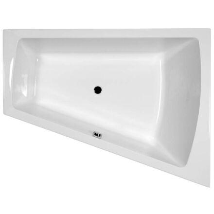 M-acryl Trinity fürdőkád 160x120 cm + láb balos 12133