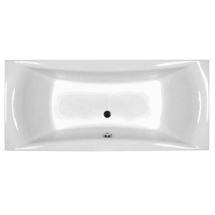 M-acryl Amanda fürdőkád 160x75cm + láb 12021