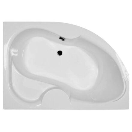 M-acryl Azalia fürdőkád 160x105 cm + láb jobbos 12063
