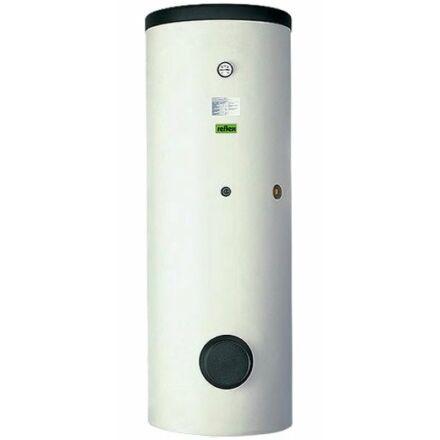 REFLEX indirekt HMV tároló AF 300/2 fehér 2 hőcserélős C