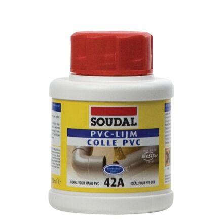Soudal PVC ragasztó 42A 250ml/db