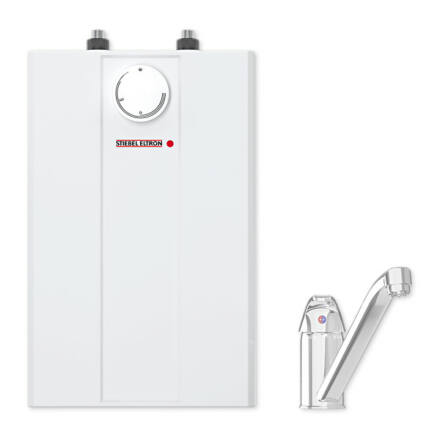 Stiebel Eltron ESH 5 U-N Trend elektromos vízmelegítő csapteleppel, alsós (201387)