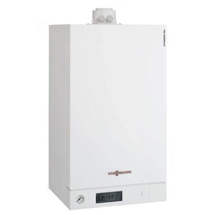 Viessmann Vitodens 100-W Touch 26 kW kombi kondenzációs kazán (B1KC021)