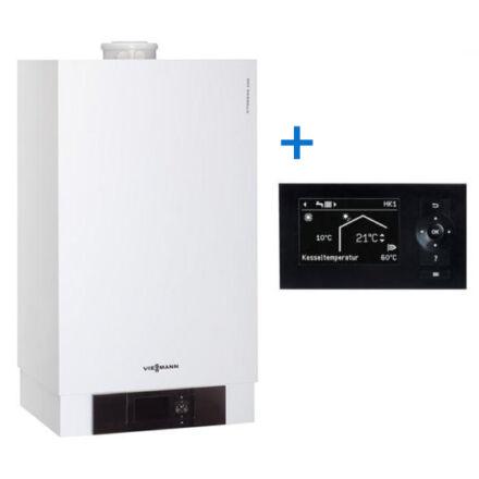 Viessmann Vitodens 200 26 kW fűtő kazán + Vitotronic 200