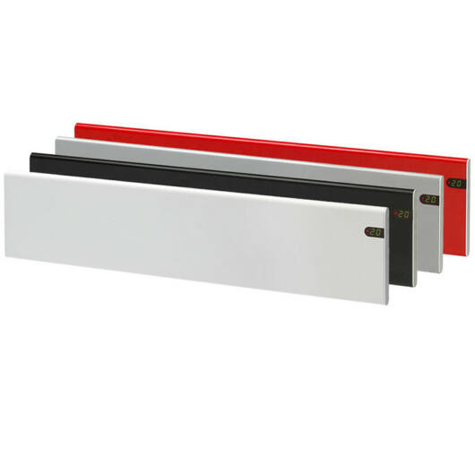 Adax Neo SL10 fűtőpanel keskeny, 1000 W, 20x128 cm, digitális termosztát (SL10)