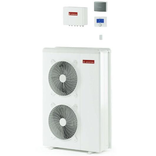 Ariston Nimbus Pocket 90 M T NET hőszivattyú rendszer, monoblokk 9 kW, Sensys, wifi, 3 fázis 3301188