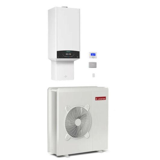 Ariston Genus One Hybrid 24-7 Net kondenzációs kazán levegő/víz üzemű hőszivattyúval (3301245)