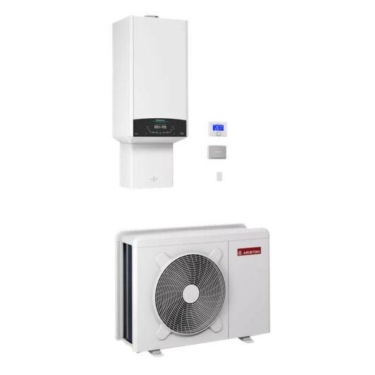 Ariston Genus One Hybrid 30-4 Net kondenzációs kazán levegő/víz üzemű hőszivattyúval (3301246)