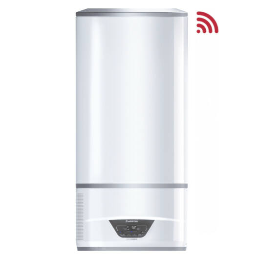 """Ariston Lydos Hybrid Wi-Fi 100 """"A"""" energiaosztályú elektromos vízmelegítő (3629065)"""