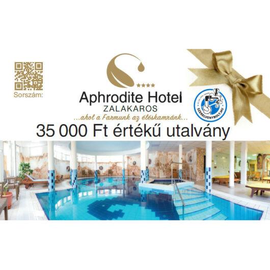 Aphrodite Hotel - Zalakaros 35 000 Ft értékű utalvány