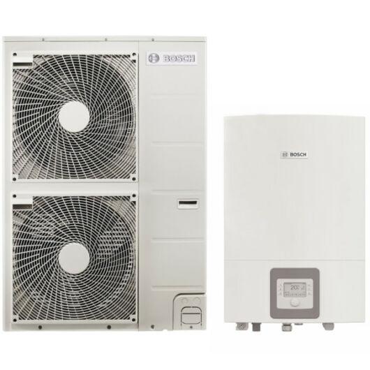 Bosch Compress 3000 AWBS és ODU 11t levegő-víz hőszivattyú, split, kiegészítő fűtés nélkül (8731750110)