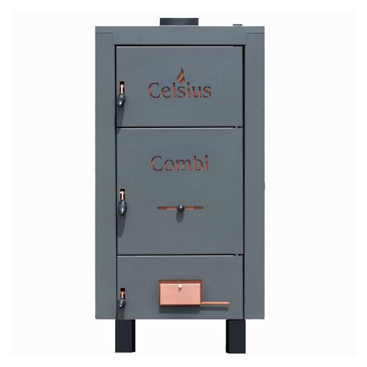 Celsius KAZÁN Combi 23-25 pellet készlet nélkül 25 kW (C 23 - 25)