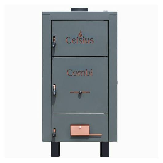 Celsius Combi 29-34 kazán, pellet készlet nélkül, 34 kW