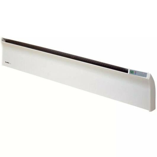 Glamox TLO10 fűtőpanel keskeny, 1000 W, 18x143 cm, digitális termosztáttal (TLO10)