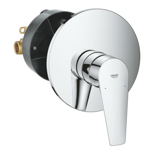 Grohe BauEdge zuhanycsap falba építhető (29078001)
