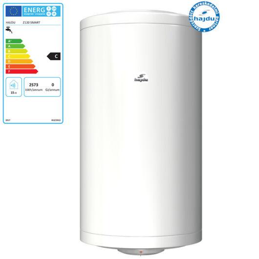 Hajdu Z120 SMART elektromos forróvíztároló 120 literes, függőleges (2112014423)