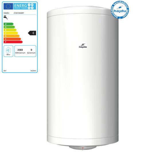 Hajdu Z150 SMART elektromos forróvíztároló 150 literes, függőleges (2112114424)