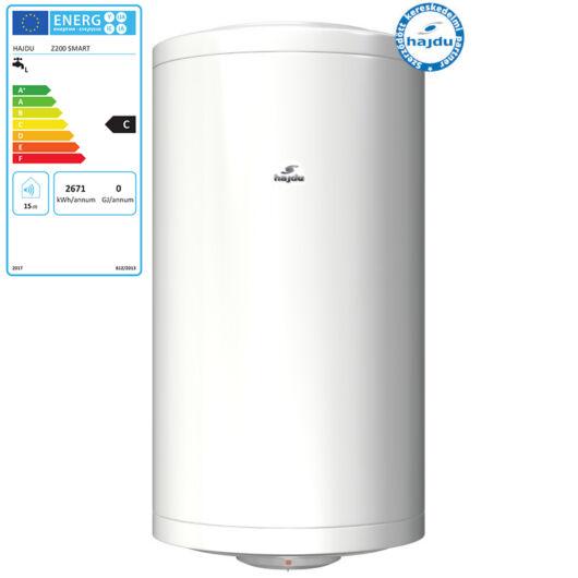 Hajdu Z200 SMART elektromos forróvíztároló 200 literes, függőleges (2112414425)